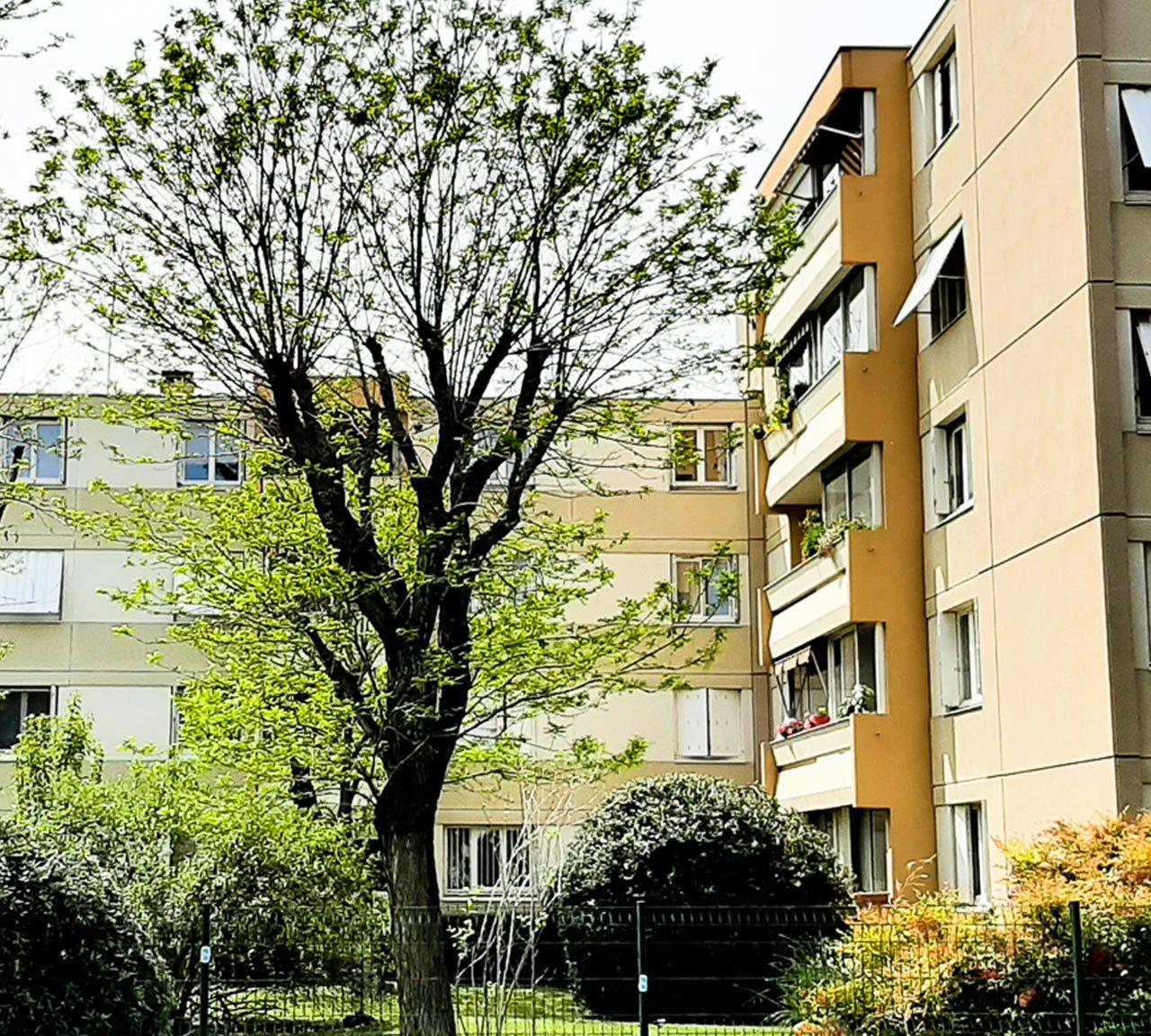 Résidence la FIguière, Aix Pigonnet